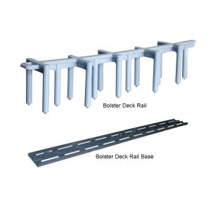Bolster Deck Rail